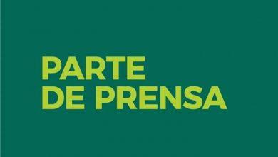 Photo of Parte de Prensa: Coronavirus: parte de prensa martes 14 de abril – 10.30 hs.