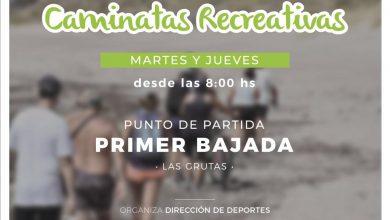 Photo of CAMINATAS RECREATIVAS EN LAS GRUTAS