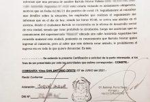 Photo of DENUNCIA PENAL POR INCUMPLIMIENTO DE CUARENTENA OBLIGATORIA A UN POSITIVO DE COVID